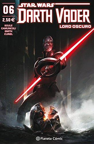 Star Wars Darth Vader Lord Oscuro nº 06/25: 1 (Star Wars: Cómics Grapa Marvel)