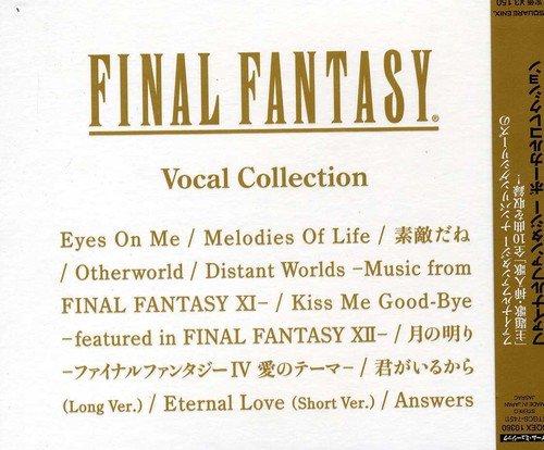 FINAL FANTASY Vocal Collection