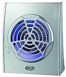 Argoclima - Climático barbastelle asesino del mosquito abs, lámpara ultravioleta -a, ventilador de aspiración y conductos