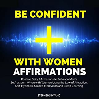 Be Confident with Women Affirmations cover art