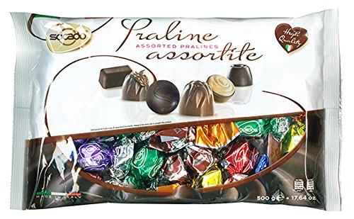 ソカド『プラリネアソートチョコレート』