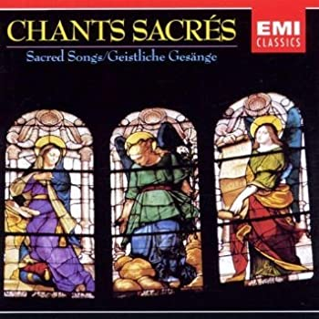 Ave Maria - The Ultimate Collection of Sacred Songs by Bach Vivaldi Handel Mozart Rossini Cherubini Schubert Franck Gounod Faure Bruckner Massenet Verdi Wagner Mascagni Poulenc Lolyd Webber - 2CD BOX SET / EMI