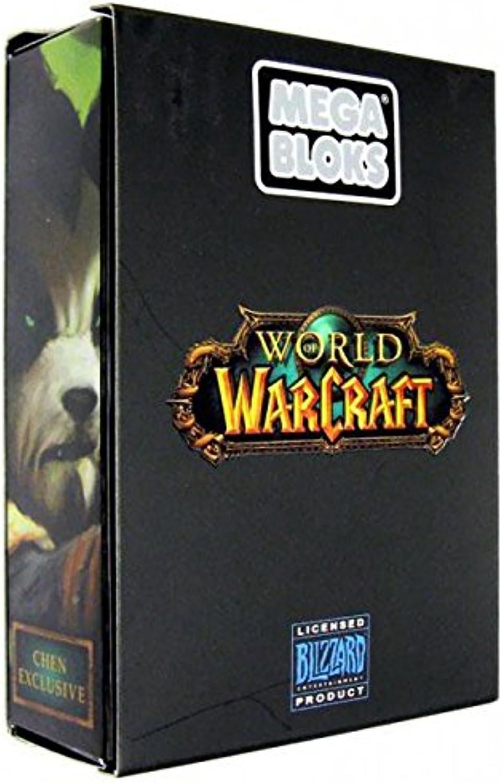 Mega Bloks World of Warcraft Comic Con 2012 Exclusive Limited Edition Figure Set Jade Chen Stormstout