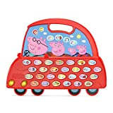 VTech Peppa Pig Learn and Go Alphabet Car, Red