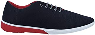 Muroexe Atom Oasis Dark Blue, Zapatos de Cordones Derby Unisex Adulto