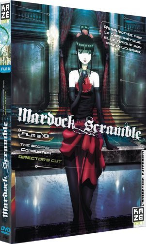 Mardock Scramble Film 2 : The Second Combustion [Director's Cut]