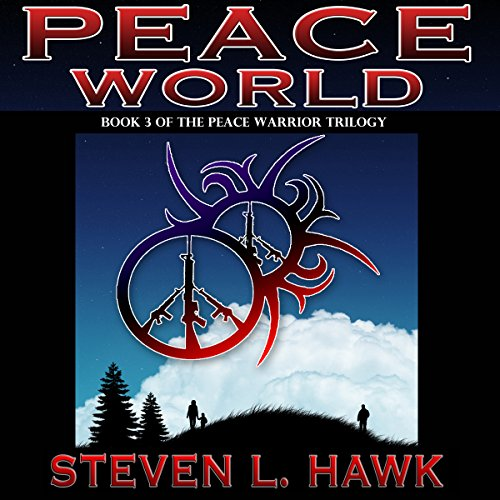Peace World audiobook cover art