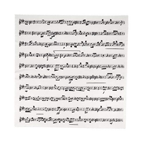 mugesh Putztuch für Instrumente aus Microfaser - Schönes Geschenk für Musiker