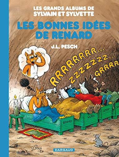 Grands Albums de Sylvain et Sylvette (Les) - tome 6 - Les bonnes idées de Renard (6)
