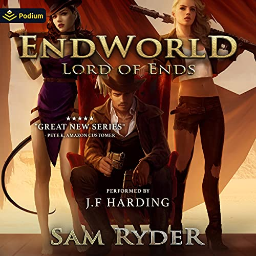 Lord of Ends cover art