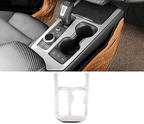 GOUC Panel De Consola Embellecedor para Cadillac Xt4 2018-2020, Panel De Control Central Abs Cubierta Protectora Accesorios De Coche