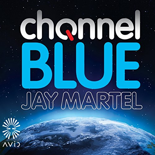 Channel Blue audiobook cover art