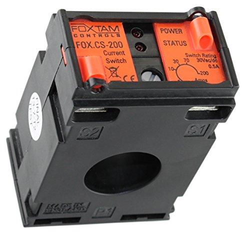 FOXTAM Stromrelais FOX-CS als Stromwächter oder Lastwächter zur Stromüberwachung bis 200A