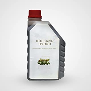 """Hydroponic Nutrients Solution""""A"""" 1L, Healthy Hydroponic vegetables and herbs"""