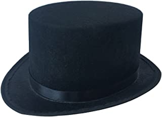 Kids Black Top Hat Lincoln's Hat