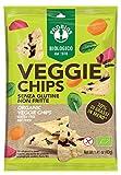 Probios Veggie Chips Bio - Senza Glutine - Confezione Da 12 X 40 g