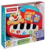 Fisher Price Children's Toy - Laugh n Learn Puppy's Piano - - DLD19