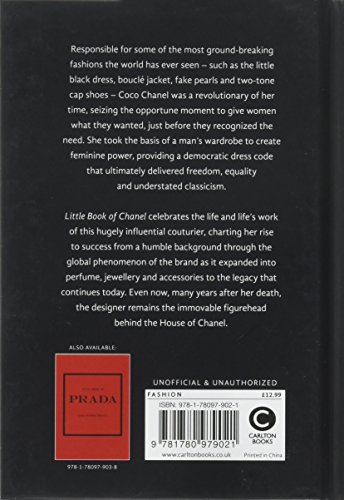 Little Book of Chanel (Little Book of Fashion)