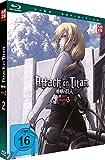 Attack on Titan - Staffel 3 - Vol.2 - [Blu-ray] [Alemania]