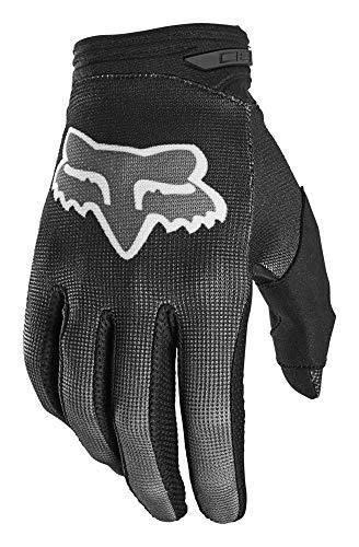 Fox Racing Herren 180 Oktiv Motocross-Handschuh, Schwarz, Größe L