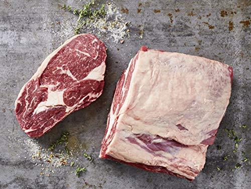Kreutzers | Entrecôte Simmentaler Rind Steak Beef Ribeye ganzes Stück | 2000g