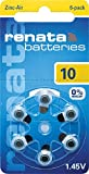 Renata Batterie für Hörgeräte PR10, ZA10,PR70...