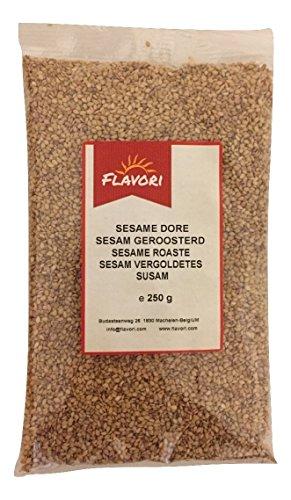 semi di sesamo dorato 250g