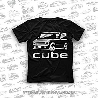NIssan Cube Z11 Original T-Shirts 100% Cotton Free Shipping