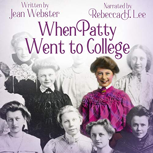 When Patty Went to College cover art