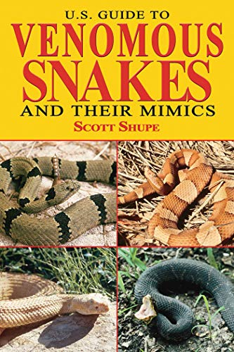 U.S. Guide to Venomous Snakes and Their Mimics