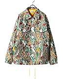 [アンフォロー]【LANDLORD NEW YORK/ランドロード ニューヨーク】Floral Coach Jacket M その他カラー K