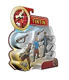 Plastoy Las Aventuras de Tintín - Juego de Figuras (Tintín y el Capitán Haddock)