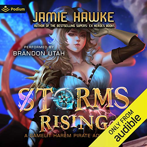 Storms Rising cover art