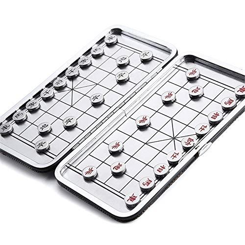 Chinesisches Schach Legierungsmaterial Tragbare