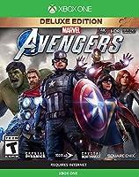 Marvel's Avengers Deluxe Edition (輸入版:北米) - XboxOne