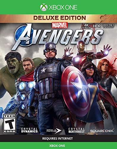 Marvel's Avengers: Deluxe Edition - Xbox One