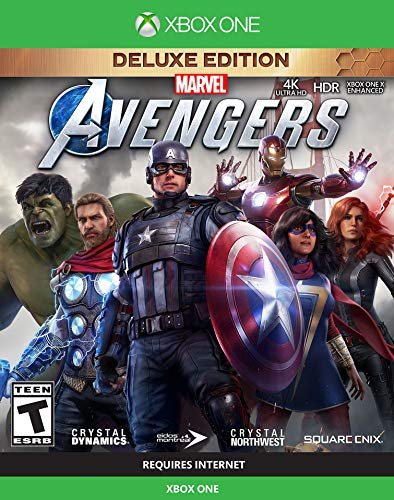 Marvel's Avengers Deluxe Edition for Xbox One [USA]