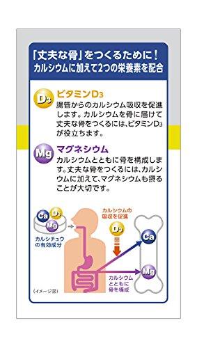『【第2類医薬品】新カルシチュウD3 100錠』の5枚目の画像