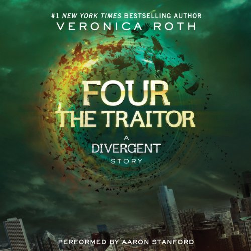 Four: The Traitor cover art