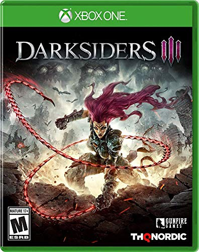 Darksiders 3 – Xbox One Standard Edition