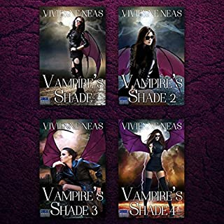 Vampire's Shade Collection     Series Box Set              By:                                                                                                                                 Vivienne Neas                               Narrated by:                                                                                                                                 Evelyn Marcail                      Length: 14 hrs and 47 mins     9 ratings     Overall 4.0
