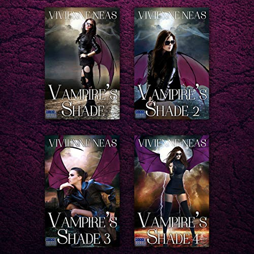 Vampire's Shade Collection audiobook cover art