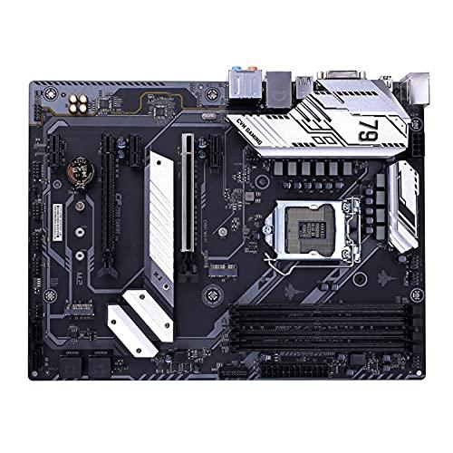 MYHJ Fit for la Placa Base Colorida CVN Z390 Gaming V20 Placa Base para Juegos Soporte Intel LGA1151 Coffee Lake-S Procesadores Placas...
