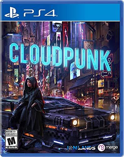 Cloudpunk for PlayStation 4 [USA]