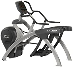 Lower body fitness machine that combines best elements of skier, elliptical trainer, and climber Reverse Arc motion technology engages the quads and glutes to burn more calories Reduces stress on joints while offering complete range of motion for kne...
