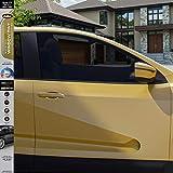 Gila USS46 Heat Shield Plus 35% VLT Automotive Window Tint DIY Extra Heat Control Glare Control 2ft x 6.5ft (24in x 78in), 35% Dark Smoke