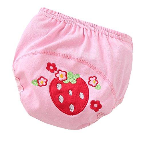 SM SunniMix Couches Lavables Couches Lavables - fraise, 80 (11 kg)