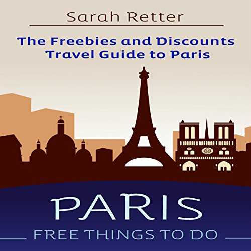 Paris: Free Things to Do audiobook cover art
