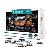 zhangkk Rompecabezas 1000 Piezas para Adultos Transformers Puzzle 1000 Piezas Juegos de Rompecabezas para niños Juegos educativos Entretenimiento Regalo. Los 75x50cm