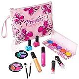 Playkidz- Set de Maquillaje cosmético y Real Lavable, Estuche Diseño...